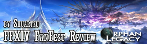 Article - FFXIV FanFest Review